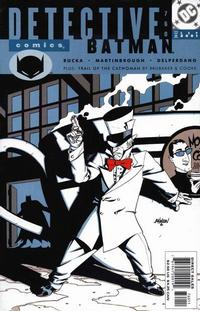 Cover Thumbnail for Detective Comics (DC, 1937 series) #760