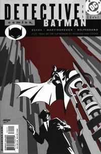 Cover Thumbnail for Detective Comics (DC, 1937 series) #761 [Direct Sales]