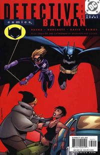 Cover Thumbnail for Detective Comics (DC, 1937 series) #762