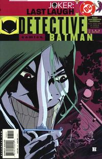 Cover Thumbnail for Detective Comics (DC, 1937 series) #763 [Direct Sales]