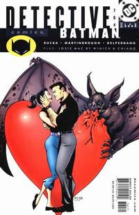 Cover Thumbnail for Detective Comics (DC, 1937 series) #764 [Direct Sales]