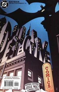 Cover Thumbnail for Detective Comics (DC, 1937 series) #765