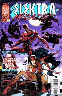 Cover Thumbnail for Elektra Megazine (Marvel, 1996 series) #1