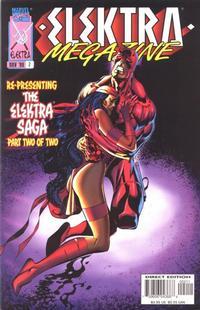 Cover Thumbnail for Elektra Megazine (Marvel, 1996 series) #2