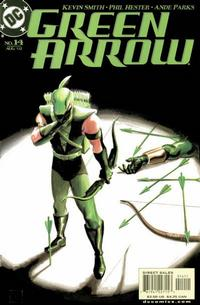 Cover Thumbnail for Green Arrow (DC, 2001 series) #14