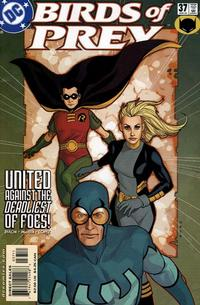 Cover Thumbnail for Birds of Prey (DC, 1999 series) #37
