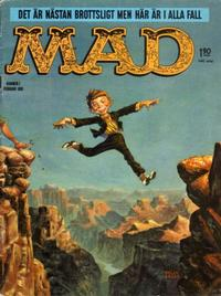Cover Thumbnail for Mad (Williams Förlags AB, 1960 series) #1/1961
