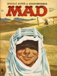 Cover Thumbnail for Mad (Williams Förlags AB, 1960 series) #8/1964