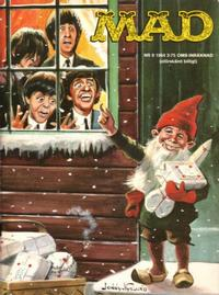 Cover Thumbnail for Mad (Williams Förlags AB, 1960 series) #9/1964