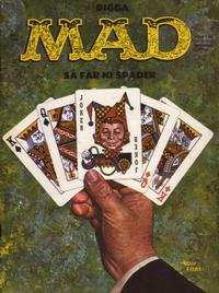 Cover Thumbnail for Mad (Williams Förlags AB, 1960 series) #2/1965