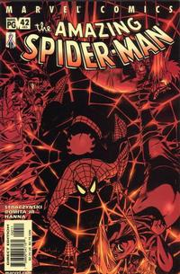 Cover Thumbnail for The Amazing Spider-Man (Marvel, 1999 series) #42 (483) [Direct Edition]