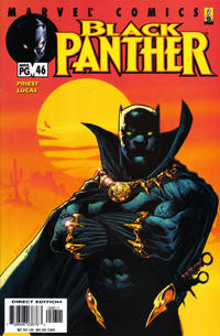 Cover Thumbnail for Black Panther (Marvel, 1998 series) #46