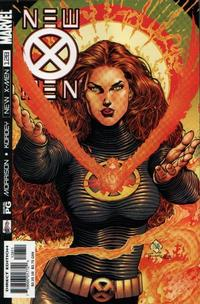 Cover Thumbnail for New X-Men (Marvel, 2001 series) #128 [Direct Edition]