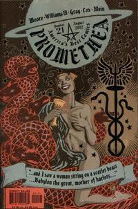Cover Thumbnail for Promethea (DC, 1999 series) #21