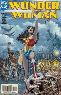 Cover Thumbnail for Wonder Woman (DC, 1987 series) #181