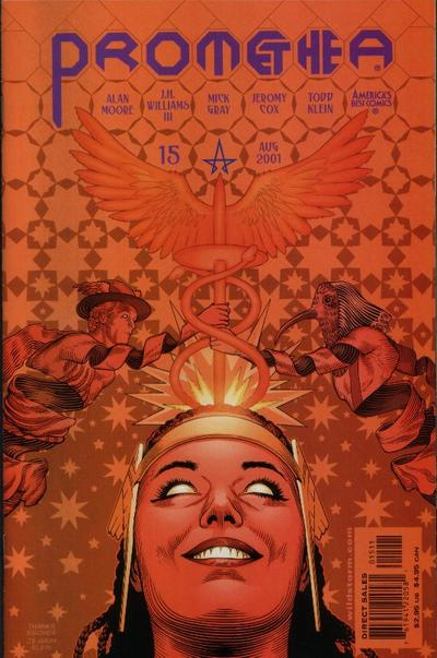 Cover for Promethea (DC, 1999 series) #15