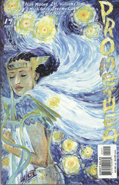 Cover for Promethea (DC, 1999 series) #19