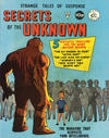 Cover for Secrets of the Unknown (Alan Class, 1962 series) #157