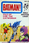Cover for Batman World Adventure Library (World Distributors, 1966 series) #8