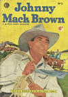 Cover for Johnny Mack Brown (World Distributors, 1954 series) #2