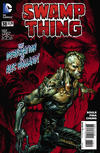 Cover for Swamp Thing (DC, 2011 series) #38