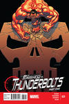 Cover for Thunderbolts (Marvel, 2013 series) #31