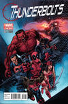 Cover for Thunderbolts (Marvel, 2013 series) #21 [Mike Perkins Variant]