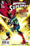 Cover for Adventures of Superman (DC, 2013 series) #5