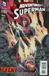 Cover for Adventures of Superman (DC, 2013 series) #6