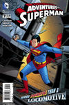 Cover for Adventures of Superman (DC, 2013 series) #7
