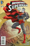 Cover for Adventures of Superman (DC, 2013 series) #9