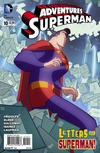 Cover for Adventures of Superman (DC, 2013 series) #10