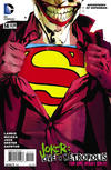 Cover for Adventures of Superman (DC, 2013 series) #14