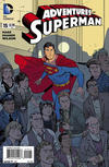 Cover for Adventures of Superman (DC, 2013 series) #15