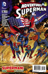 Cover for Adventures of Superman (DC, 2013 series) #16
