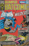 Cover for Bumper Batcomic (K. G. Murray, 1976 series) #8