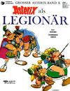 Cover for Asterix (Egmont Ehapa, 1968 series) #10 - Asterix als Legionär [x. Aufl.]