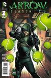 Cover Thumbnail for Arrow Season 2.5 (2014 series) #1 [Ivan Reis / Joe Prado Cover]