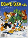 Cover for Donald Duck & Co julehefte (Hjemmet / Egmont, 1968 series) #2014 [Bokhandelutgave]