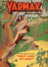 Cover for Yarmak Jungle King Comic (Young's Merchandising Company, 1949 series) #20