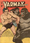 Cover for Yarmak Jungle King Comic (Young's Merchandising Company, 1949 series) #26