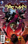 Cover for Batman (DC, 2011 series) #37 [Andy Kubert Variant Cover]