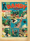 Cover for The Dandy Comic (D.C. Thomson, 1937 series) #49