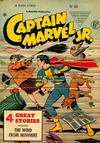 Cover for Captain Marvel Jr. (L. Miller & Son, 1950 series) #63