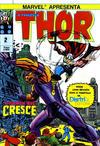 Cover for O Poderoso Thor (Distri Editora, 1983 series) #2