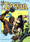 Cover for Tarzan (Agência Portuguesa de Revistas, 1979 series) #4