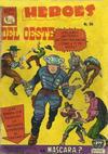 Cover for Héroes del Oeste (Editora de Periódicos La Prensa S.C.L., 1951 series) #169