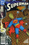 Cover for Superman (DC, 1987 series) #26 [Newsstand]