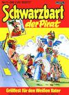 Cover for Schwarzbart der Pirat (Bastei Verlag, 1980 series) #11