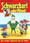 Cover for Schwarzbart der Pirat (Bastei Verlag, 1980 series) #16